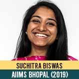 Suchitra Biswas AIIMS Bhopal 2019